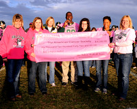10-12-12 American Cancer Society Pink Ceremony